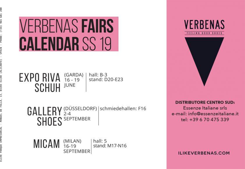 Verbenas evento Milano